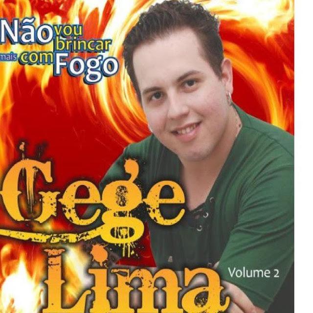 Cantor Gege Lima tem presença confirmada no 5º Encontro beneficente dos Amigos de Gentio do Ouro em São Paulo dia 12 de Outubro 2013: