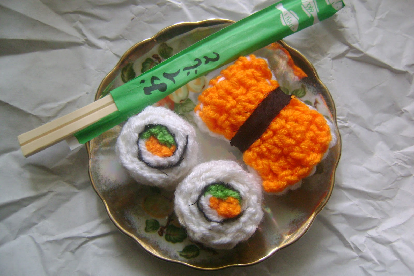 how to make california sushi rolls step by step
