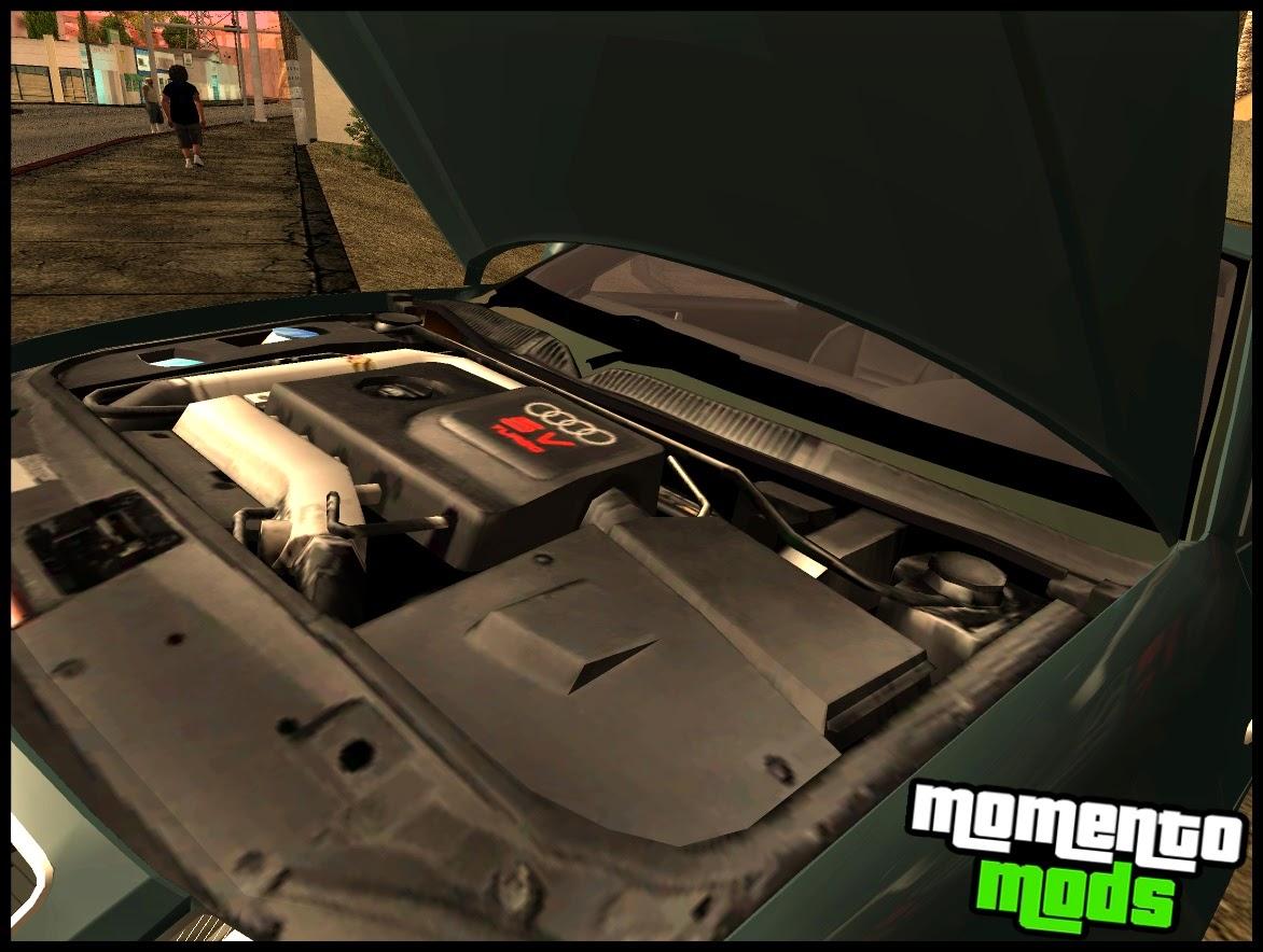 GTA SA - Audi S3 1999 + ImVehFt