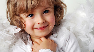 Little Girl Wallpaper