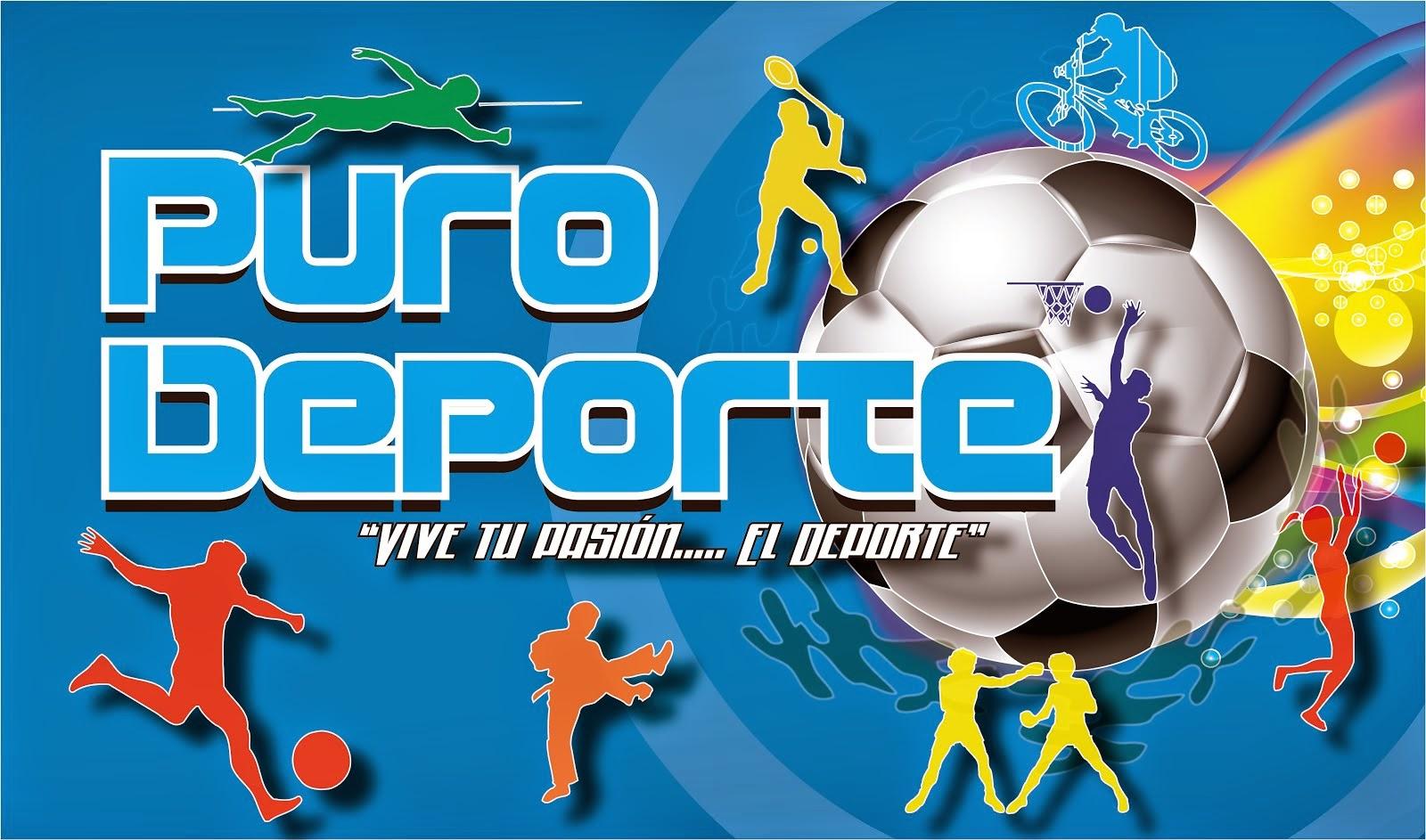 """""""Vive TÚ Pasión... El Deporte"""""""