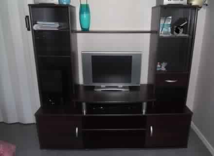Meuble Tv Wenge Conforama ~ Idées de Décoration et de Mobilier ...