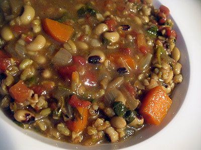 Greek Black Eyed Peas Recipe More Black-eyed Pea Dishes