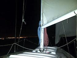 Night Sailing!
