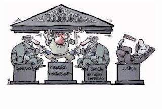 Banco Central Europeu ladrão