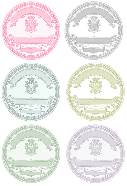 Juicy image inside free printable vintage labels