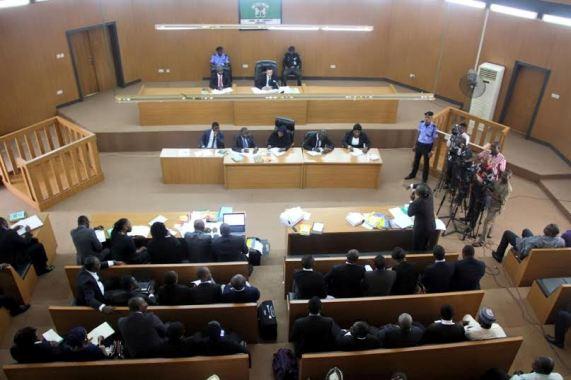 Inside the Bukola Saraki code of conduct tribunal trial