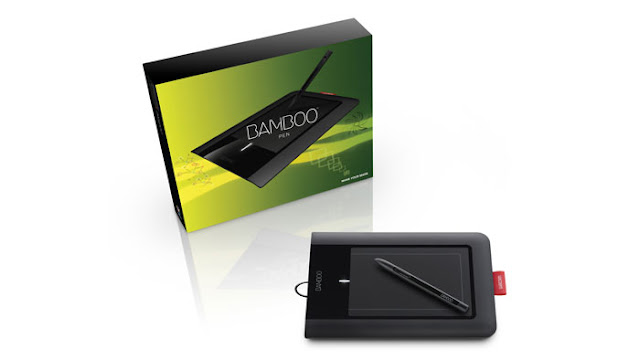 Bamboo Pen Tablet8