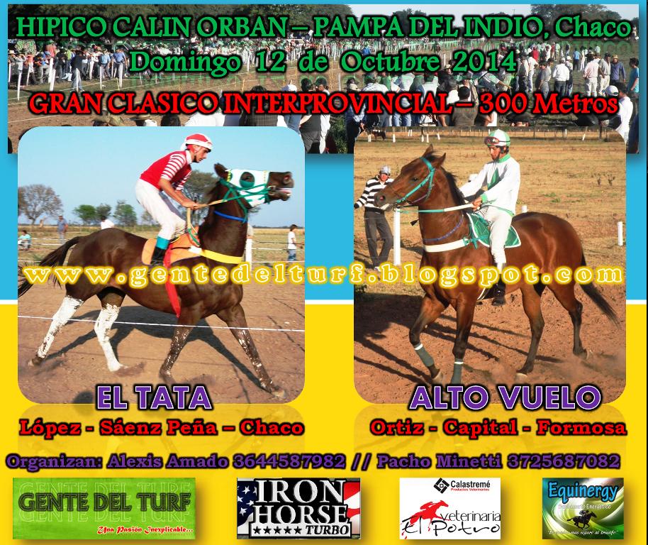 Pampa del Indio Mas 12-10