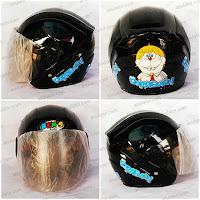 Helm Anak ARL/Bens Kids XTD Doraemon