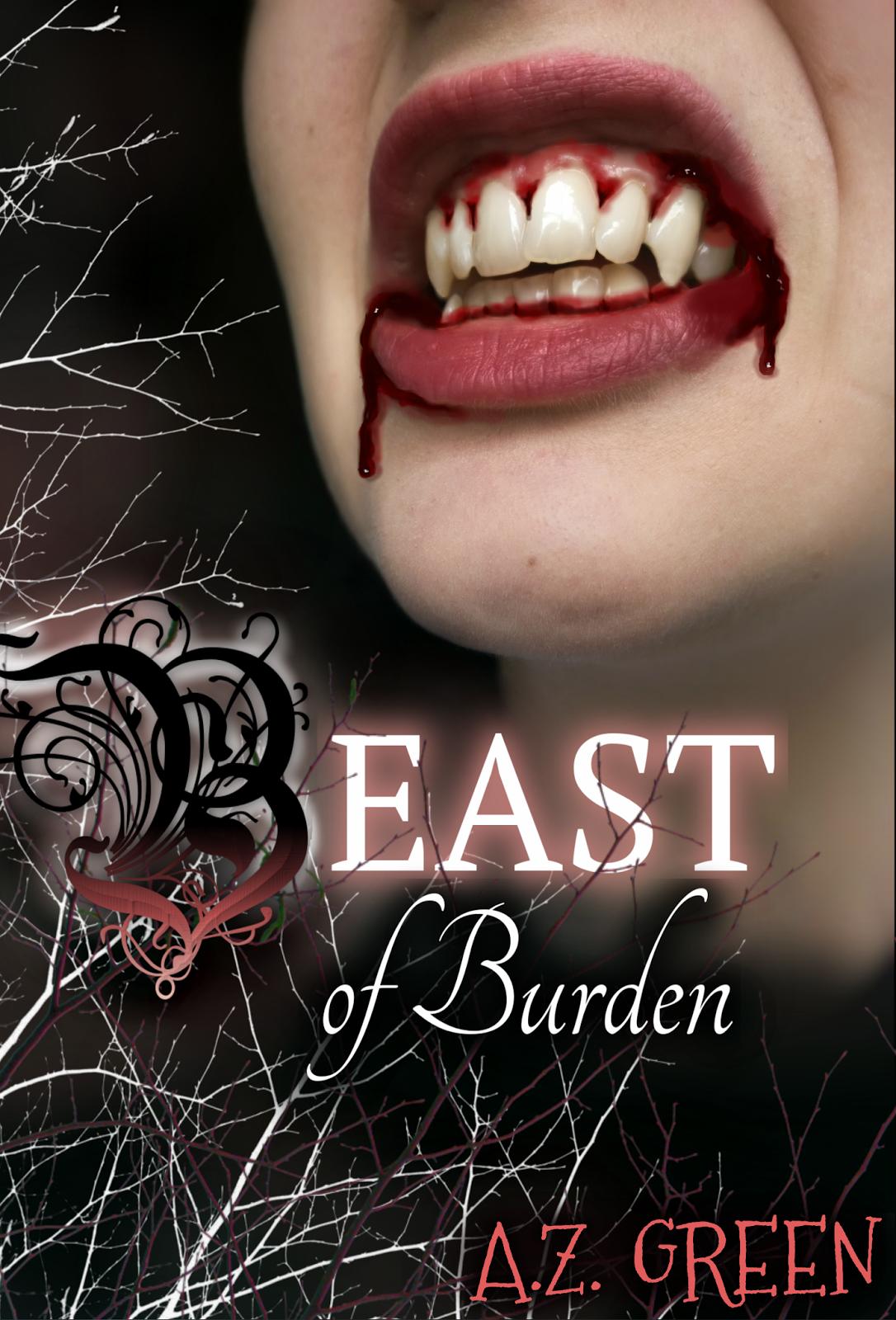 http://www.amazon.com/Beast-Burden-Hidden-Blood-Book-ebook/dp/B00QBDTG32
