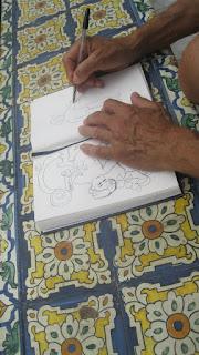 La vida sigue y la seguimos dibujando