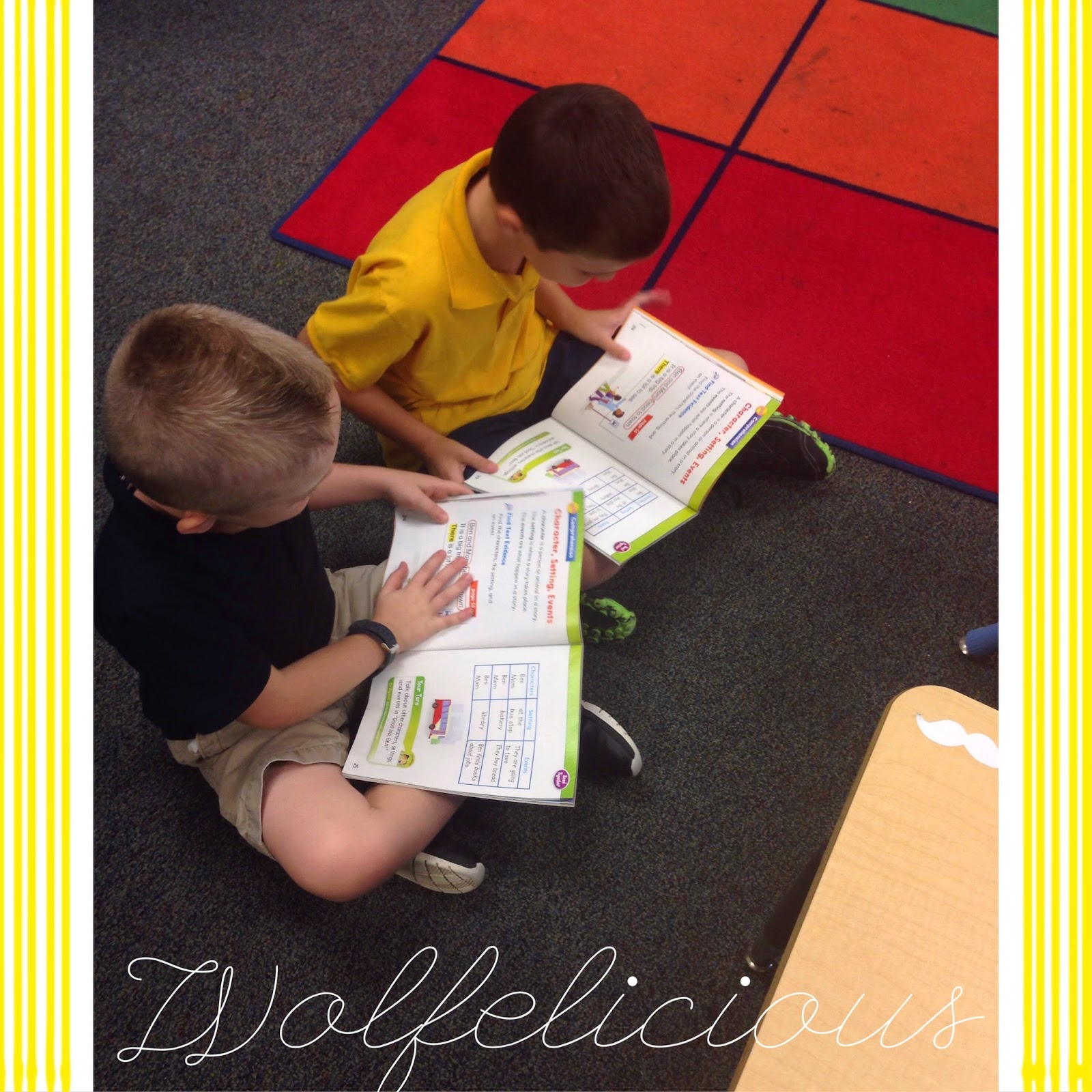 Photo of Read to Someone Wolfelicious
