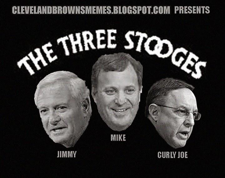 Cleveland Browns @BrownsMemes Jimmy Haslam Joe Banner