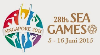 General Schedule SEA Games 2015