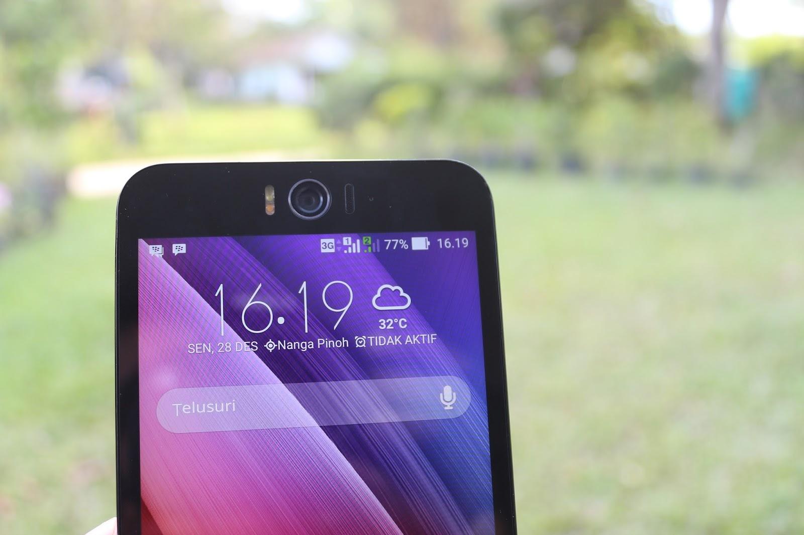 Review Lengkap Asus Zenfone Selfie Zd551kl Selfi 4g Lte Langkap