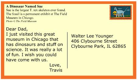 Mrs. Beaudry'S Blog: Summer Postcard