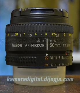 nikon af 50 mm 1.8 D