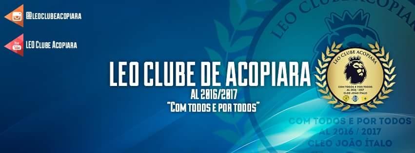 LEO CLUBE ACOPIARA