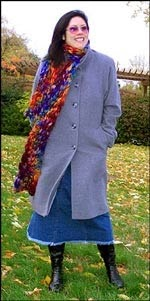 Long Scarf Knitting Pattern