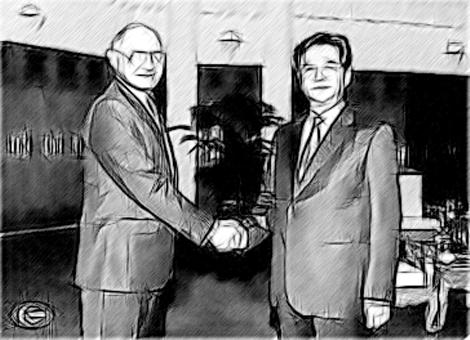Thủ tướng Nguyễn Tấn Dũng tiếp Bộ trưởng Bộ Ngoại giao Argentina Hector Timerman