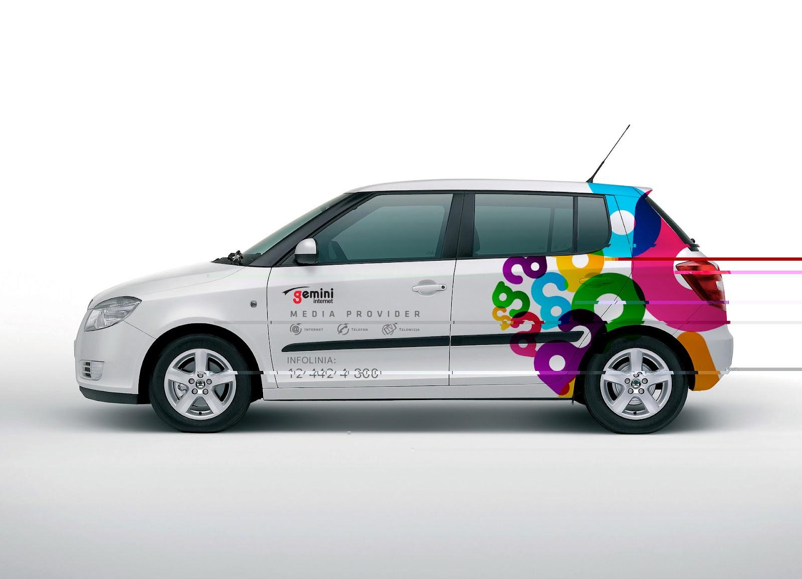 Car Graphics Design : Beautiful car graphic design