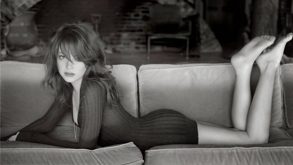 Emma Stone é deslumbrante