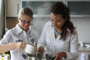 Wspólne Gotowanie-jak ja to lubię
