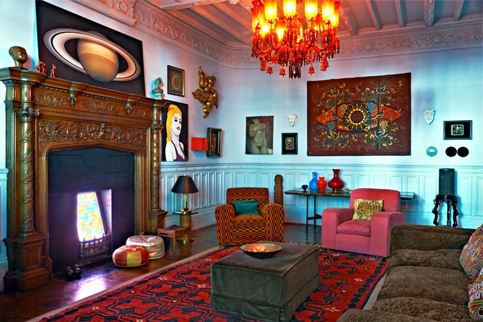 Decor inspiration the world of solange azagury partridge - Deco style boheme chic ...