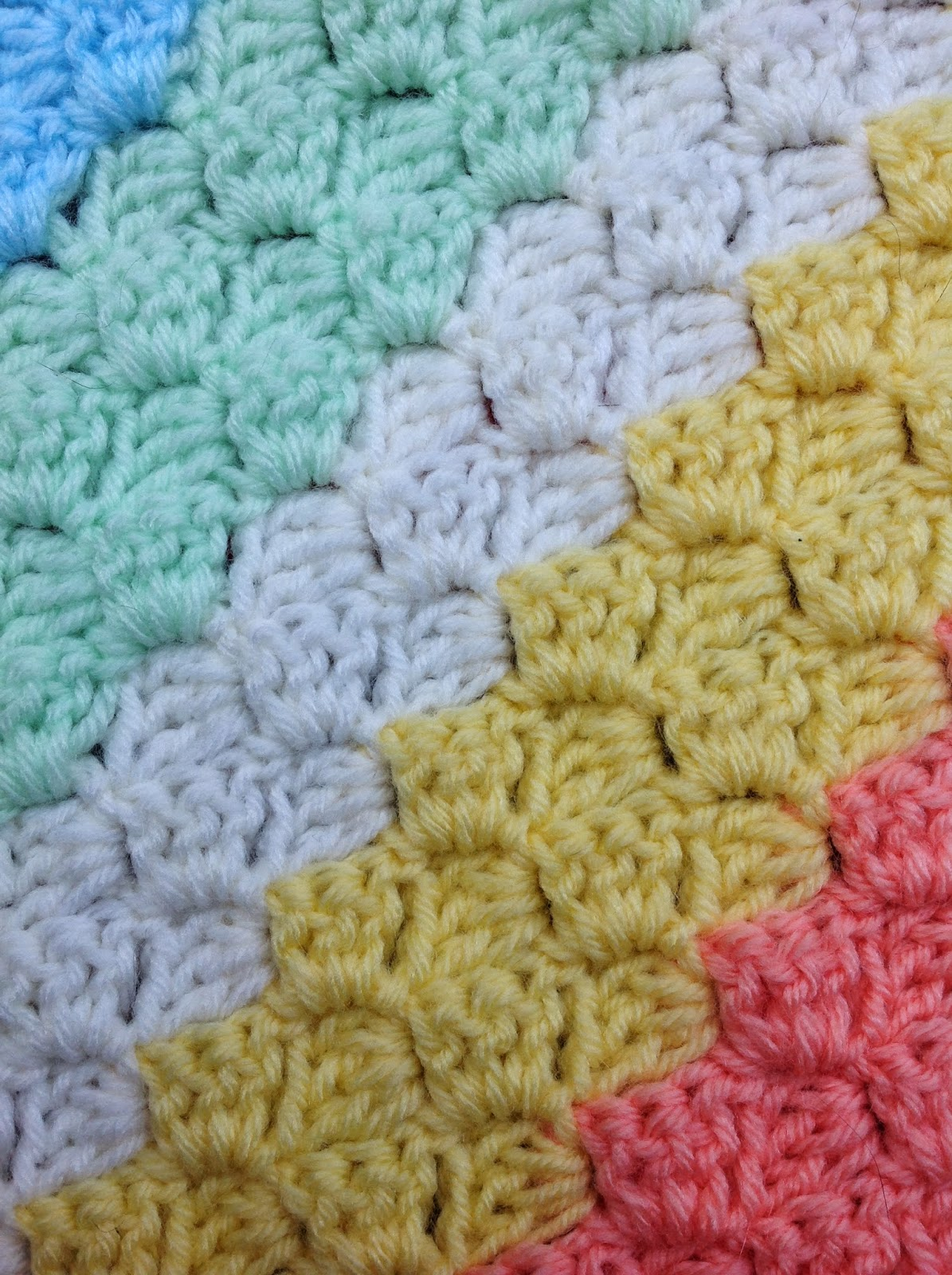 OYA\'s WORLD- Crochet-Knitting: Crochet: BOX STITCH - Diagonal or ...