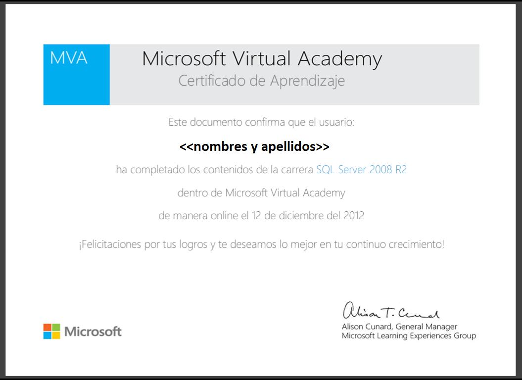 Cursos con certificacion Microsoft gratuitos! Amplia tu CV