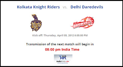 IPL Live Streaming 2012 Free Online T20 Cricket Match