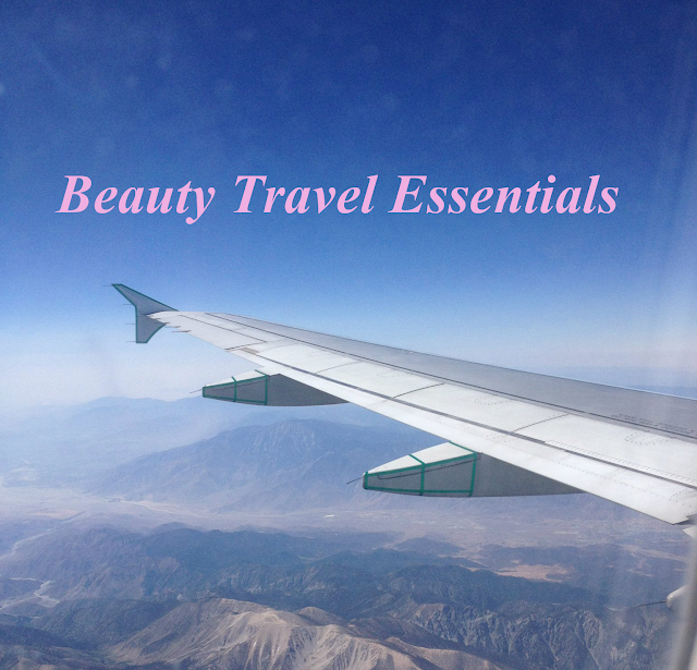 a picture of title post Beauty Travel Essentials