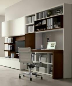 consigli per la casa e l' arredamento: come creare un angolo ... - Creare Angolo Studio In Soggiorno 2