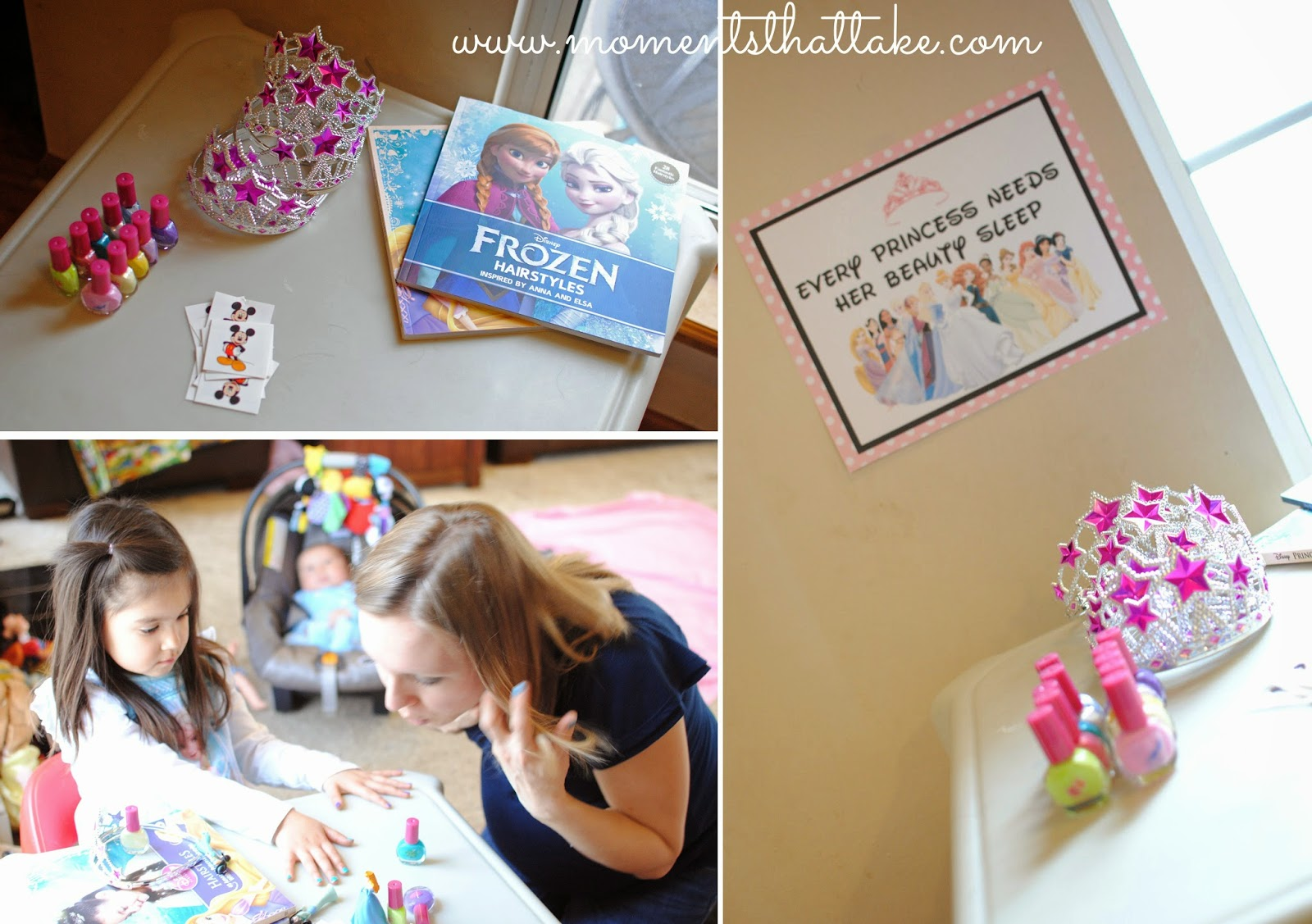 Disney Party Activity Ideas