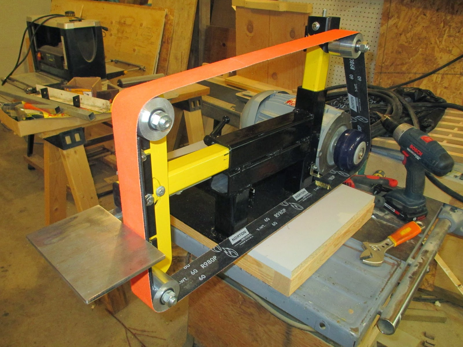 Diy Knifemaker S Info Center Shop Jigs Amp Fixtures
