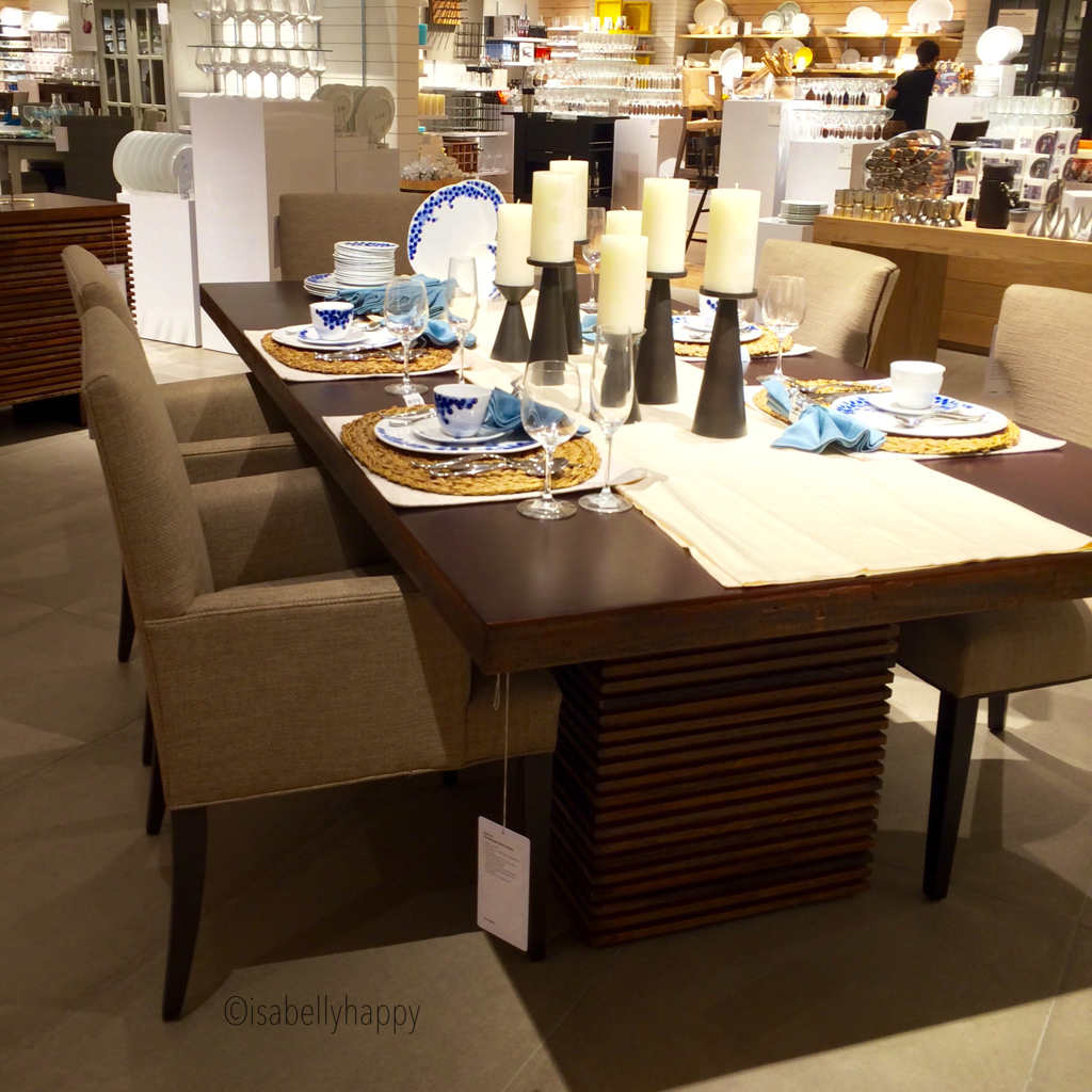 My Kind of Candy Store: Crate & Barrel ~ Isabellyhappy