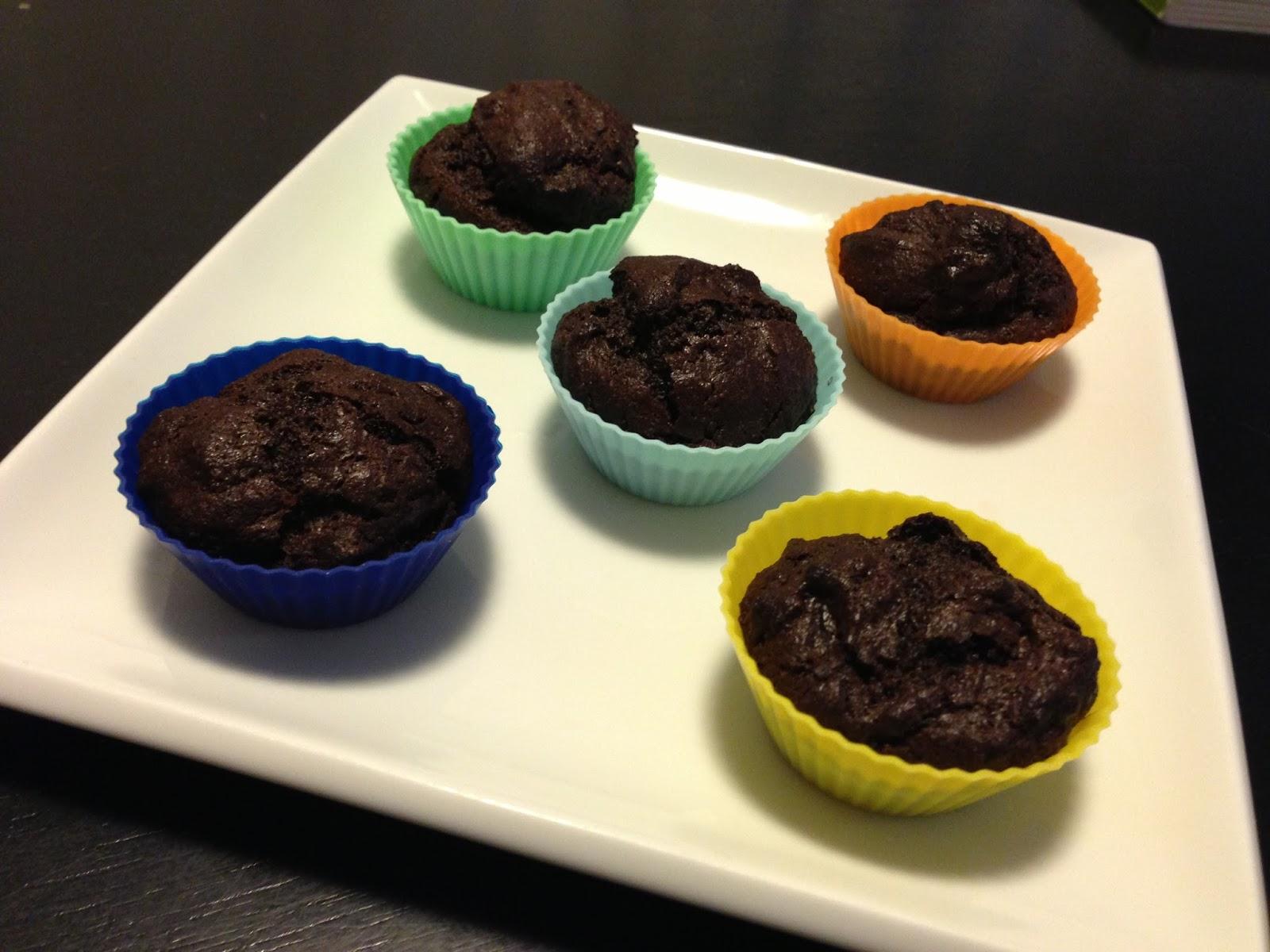 Keeping it Real: Chocolate Brownie Bites