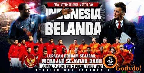 Saksikan Indonesia vs Belanda Di Indovision - TopTV - Okevision