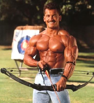 Lee Labrada Bodybuilder
