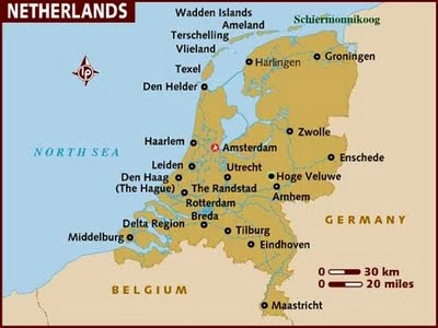 Gelderland Province Map Pictures Map of Netherlands Holland