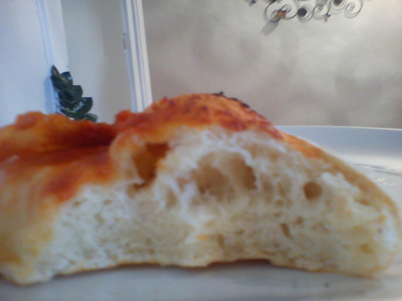 Les recettes d 39 emilie p te pizza moelleuse - Recette pate a pizza italienne epaisse ...