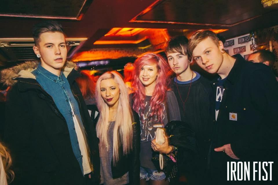 london club fist