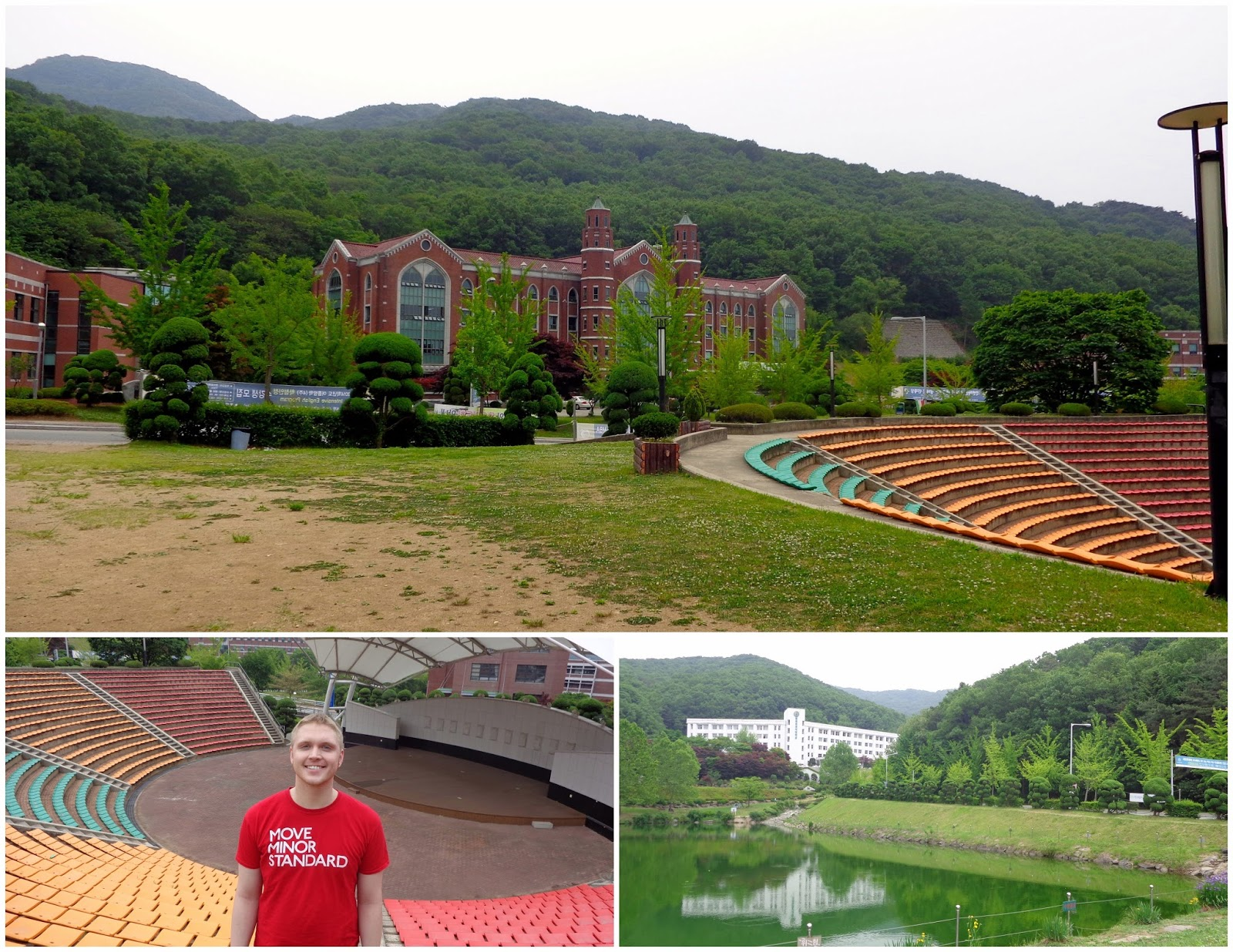 Hankuk University of Foreign Studies Mohyeon-myeon