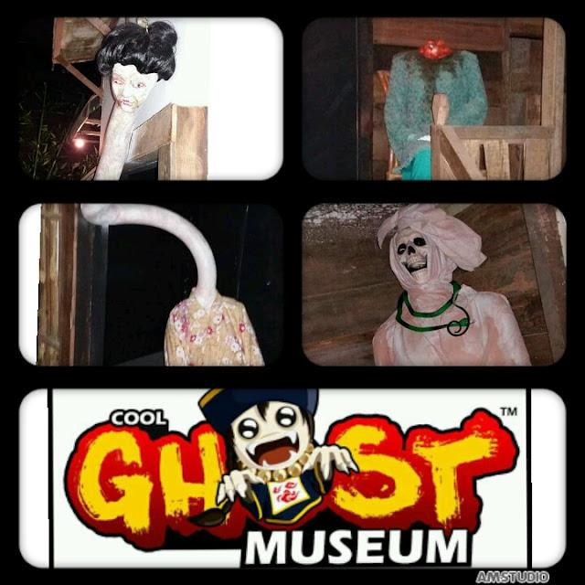 Ghost Museum Penang, tempat menarik Pulau Pinang, cuti-cuti Pulau Pinang,