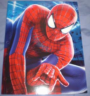 Front cover of Amazing Spider-Man portfolios 2014 edition #2