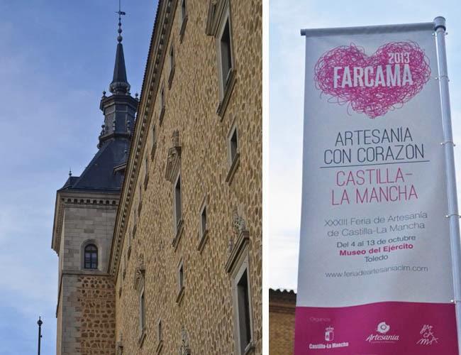 Toledo Feria Artesania