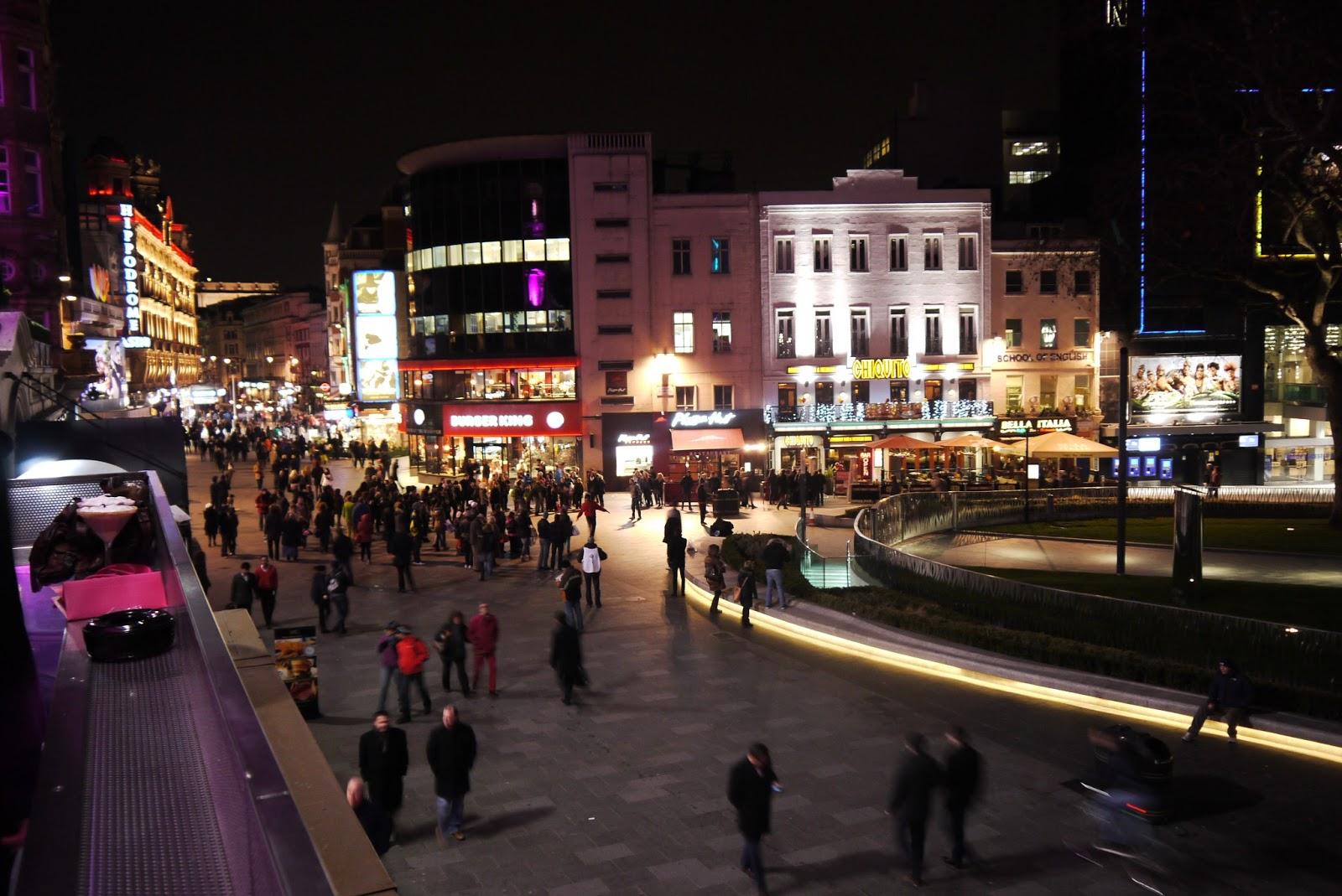 Lo que no se puede hacer en Londres Los errores Top Cinco turísticos