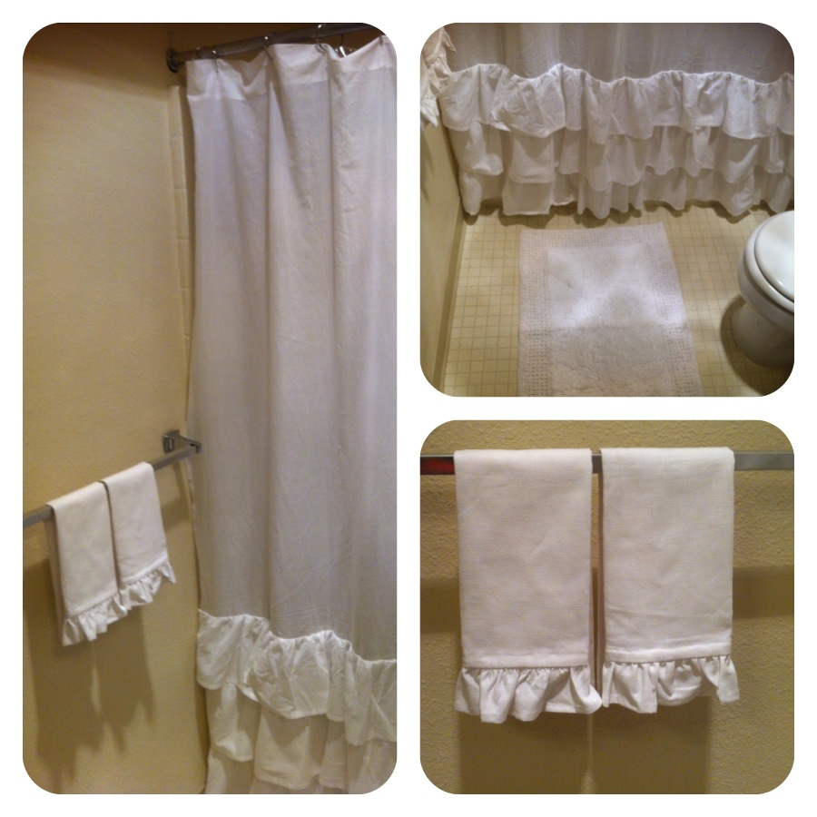 Fantastic Bath Rugs And Towels Matching  Homes Decoration Tips