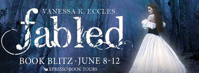 Fabled Book Blitz!